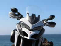 Photo 14 Essai Ducati Multistrada 1200 S DVT 2015