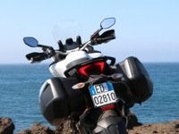Photo 21 Essai Ducati Multistrada 1200 S DVT 2015