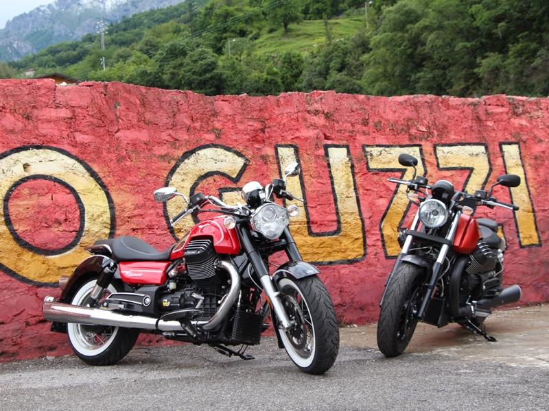 Essai Moto-Guzzi California 1400 Eldorado et Audace 2015 par Jean-Michel Lainé