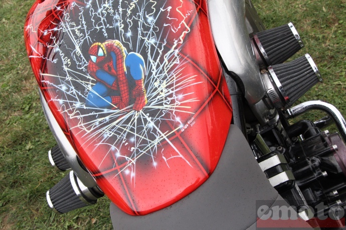 vmax spiderman
