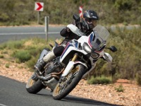 Photo 2 Essai Honda Africa Twin 1000 DCT 2016