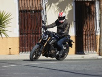 Photo 7 Essai Honda CB650R 2019
