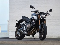 Photo 20 Essai Honda CB650R 2019