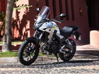 Photo 13 Essai Honda CB500X 2019