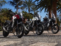 Photo 15 Essai Honda CB500X 2019