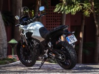 Photo 17 Essai Honda CB500X 2019