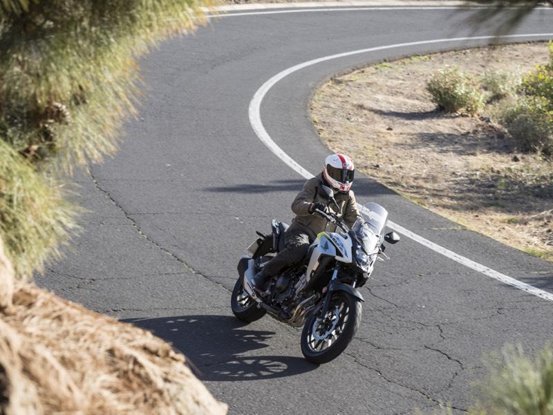 Essai Honda CB500X 2019 par Jean-Michel Lainé