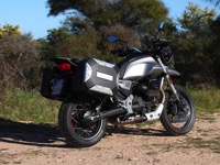 Photo 3 Essai Moto-Guzzi V85TT 2019