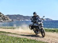 Photo 6 Essai Moto-Guzzi V85TT 2019