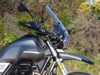 Photo 9 Essai Moto-Guzzi V85TT 2019