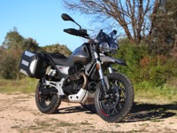 Photo 17 Essai Moto-Guzzi V85TT 2019