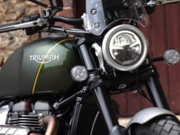Photo 3 Essai Triumph Scrambler 1200 XC 2019
