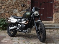 Photo 5 Essai Triumph Scrambler 1200 XC 2019