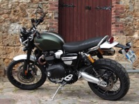 Photo 9 Essai Triumph Scrambler 1200 XC 2019