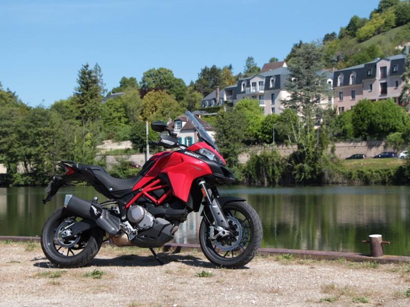 Essai Ducati Multistrada 950 2019 par Jean-Michel Lainé