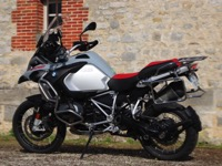 Photo 3 Essai BMW R 1250 GS Adventure 2019
