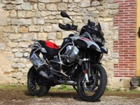 Photo 5 Essai BMW R 1250 GS Adventure 2019