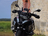Photo 9 Essai BMW R 1250 GS Adventure 2019