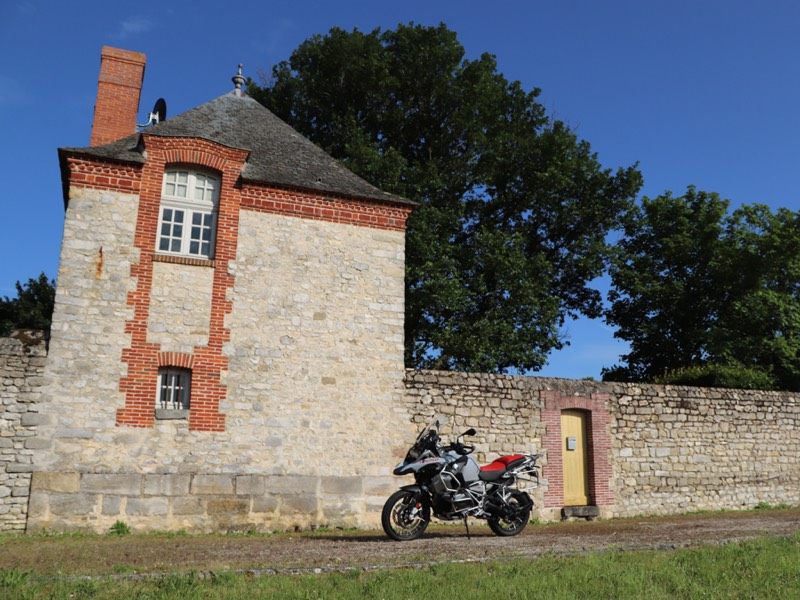 Essai BMW R 1250 GS Adventure