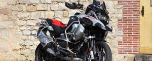 Essai de la BMW R 1250 GS Adventure