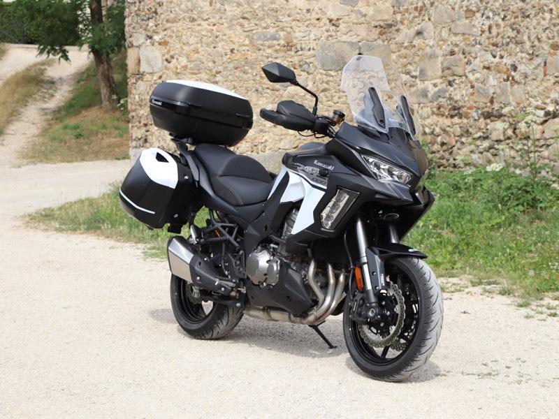 Essai Kawasaki Versys 1000 2019 par Jean-Michel Lainé