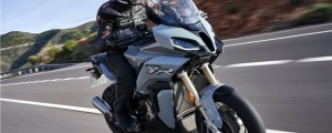 BMW S1000XR, le trail GT Grand Vitesse