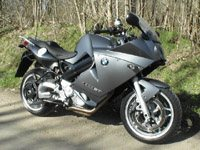Photo 1 Essai BMW F800 ST 2007