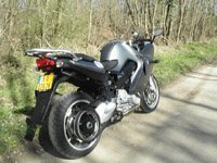 Photo 2 Essai BMW F800 ST 2007