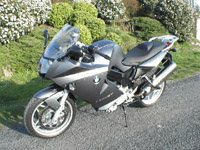 Photo 23 Essai BMW F800 ST 2007
