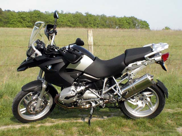 Essai BMW R 1200 GS 2007 par Jean-Michel Lainé
