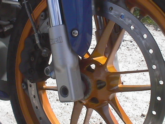 Essai Buell XB12R modèle 2005 par Jean-Michel Lainé