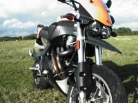 Photo 16 Essai Buell XB12X Ulysses 2005