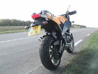 Photo 17 Essai Buell XB12X Ulysses 2005