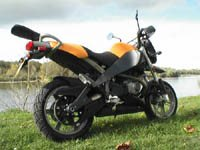 Photo 18 Essai Buell XB12X Ulysses 2005