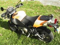 Photo 20 Essai Buell XB12X Ulysses 2005