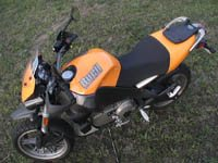 Photo 26 Essai Buell XB12X Ulysses 2005