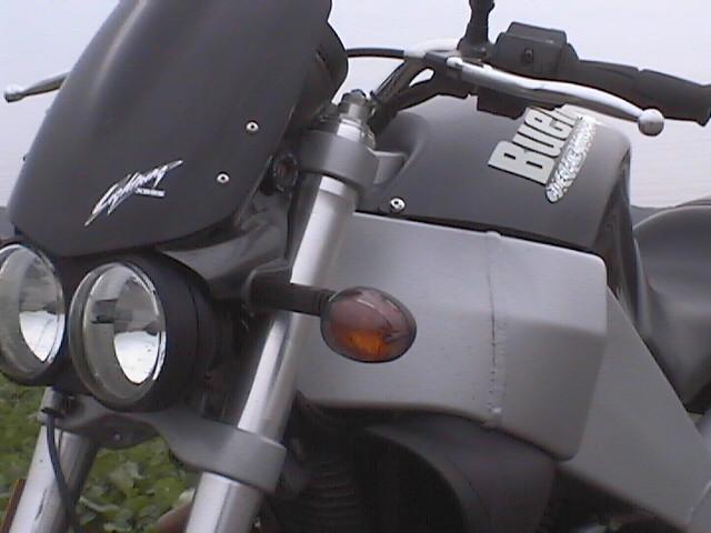 Essai Buell XB9S 2003 par Jean-Michel Lainé