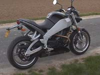 Photo 13 Essai Buell XB9S 2003