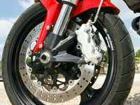 Photo 7 Essai Ducati Monster 696+ modèle 2008