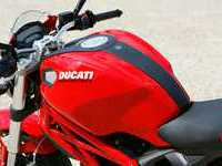 Photo 15 Essai Ducati Monster 696+ modèle 2008