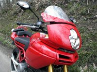 Photo 8 Essai Ducati Multistrada 1100 S 2007