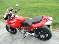 Photo 9 Essai Ducati Multistrada 1100 S 2007
