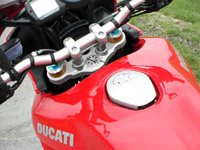 Photo 16 Essai Ducati Multistrada 1100 S 2007