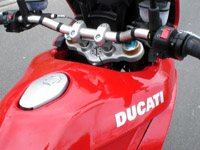 Photo 23 Essai Ducati Multistrada 1100 S 2007