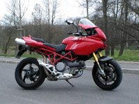 Photo 26 Essai Ducati Multistrada 1100 S 2007