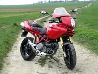 Photo 27 Essai Ducati Multistrada 1100 S 2007
