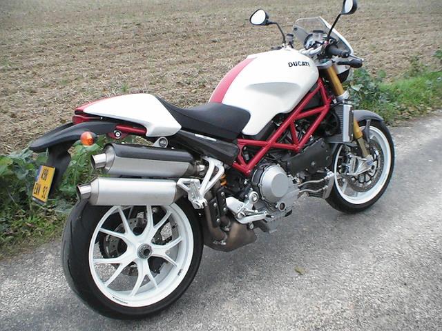 Essai Ducati S4Rs 2006 par Jean-Michel Lainé