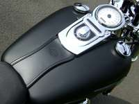 Photo 5 Essai Harley-Davidson Fat Bob 2008
