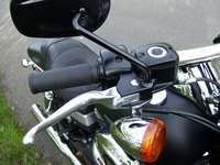 Photo 15 Essai Harley-Davidson Fat Bob 2008
