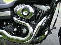 Photo 16 Essai Harley-Davidson Fat Bob 2008